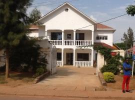 Perle D'amour Apartment, Kigali