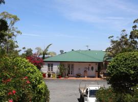 Hilltop on Tamborine, Wongawallan