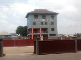 Justa Hotel, Accra