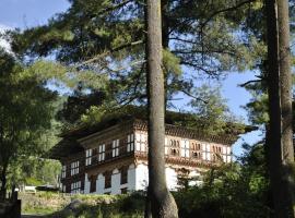 Phuntsho Chholing Lodge, Gangtey Gonpa