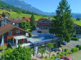 Apartment Suite Chalet Wirz Travel, Sarnen