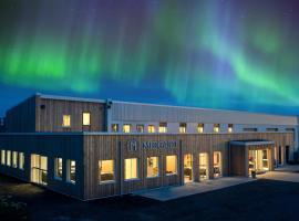 Midgard Base Camp, Hvolsvöllur