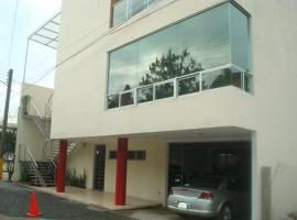 Hotel Sierra Inn, Xicotepec de Juárez