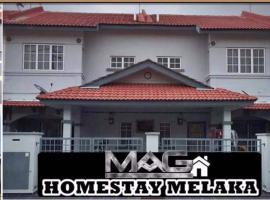 Mag Homestay, Malaca