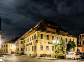Alte Poststation Goldener Hirsch