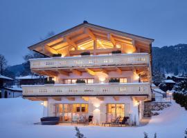 Tennerhof Luxury Chalets, Kitzbühel