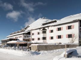 Hotel Jagdschloss Resort, Kühtai
