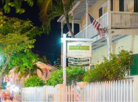 Duval House Bed and Breakfast,