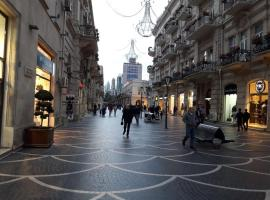 Engo's Apartment in Targoviy, Baku