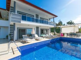 Villa Melis, Üzümlü