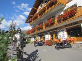 Hotel Duc De Rohan, Livigno
