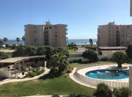 Playa Pacífico Familiar, La Serena