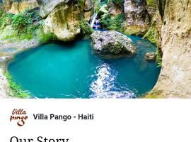 Villa pango Haïti, Grand Goâve
