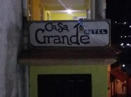Hotel Casa Grande, San Felipe Hueyotlipan