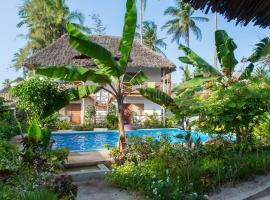 Miramont Retreat Zanzibar, Kilima Juu Pwani