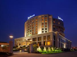 Radisson Blu Hotel New Delhi Dwarka, Nowe Delhi
