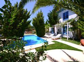 Villa Sedir, İslâmlar