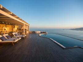 Naxos Rock Villas, Stelida