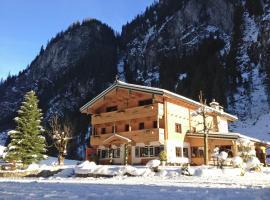 Ferienhaus Lacknerbrunn, Mayrhofen