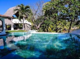 Esymar Beach House, La Libertad