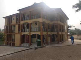 Devine Lodge, Bibiani