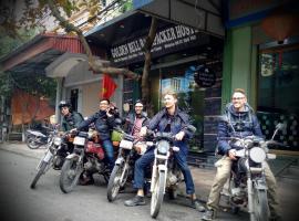 Golden Bell Backpacker Hostel, Ninh Binh