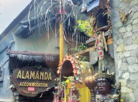 Alamanda Accomodation, Ubud