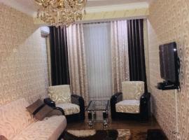 One bedroom penthouse, Dushanbe