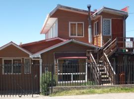 Casa Elvis Guichaquelen, Пуэрто-Варас