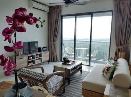 Puteri Harbour 2 Bedroom Luxury Apt, Nusajaya