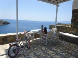 Sunblooming Villa, Agios Romanos