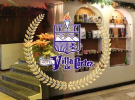 Hotel Villa de Cortez, Xicotepec de Juárez