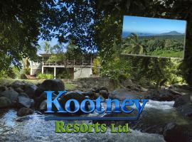 Kootney Resorts, Portsmouth