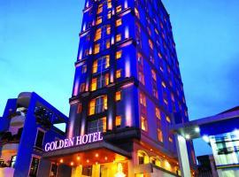 Golden Central Hotel Saigon, Ho Chi Minh