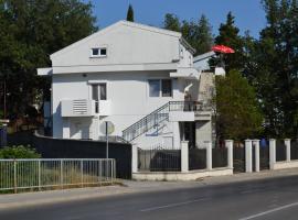 Apartments Valentino House, Sutomore