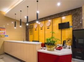 Thank Inn Chain Hotel Sichuan Guangan Wusheng County Hongwu Avenue, Wusheng