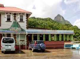 Petit Peak, Soufrière