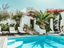 Santorini Heritage Villas, Megalokhórion