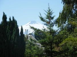 Casa con piscina en Villarrica, Villarrica