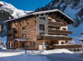 Nidus Apartment 2, Lech am Arlberg