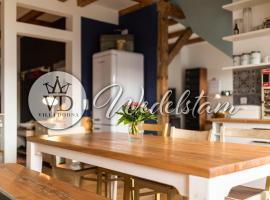 Villa Dohna - Apartment Wedelstam