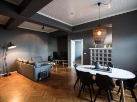 G-Unit Apartment, Reikiavik