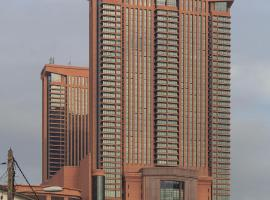 Splendid Golden Apartment At Time Square, Kuala Lumpur