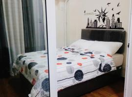 Jinky's Affordable 1BR Fully Furnished Unit, Манила