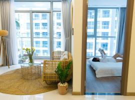 Trinh Property Cozy&Chic Apt Park 2 21, 胡志明市