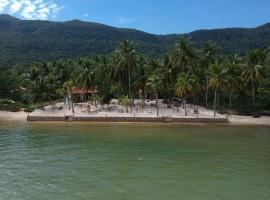 Kiki Coconut Beach Resort, Duong Dong