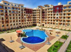 Apartment H102 in Florenza Residence, Hurghada