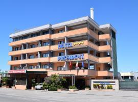 Hotel President Pomezia, Pomezia