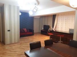 Apartment with Formula 1 view, Baku