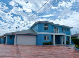 The Blue Mansion Bahamas, Macbride